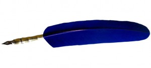 Blue Feather bbp